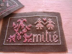 Badge Amitié