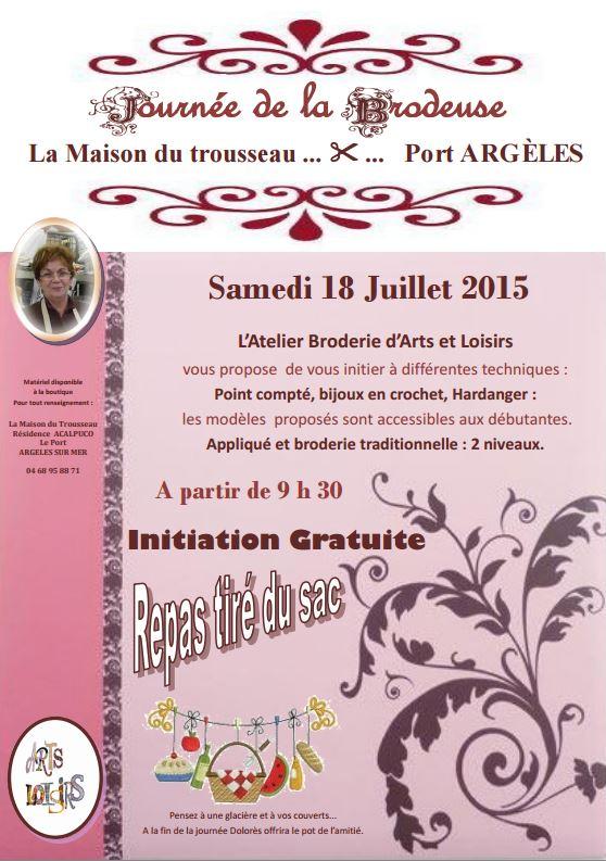 Affiche Maison du Trousseau