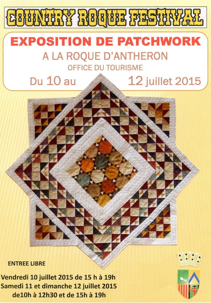 Affiche la Roque d'Antheron