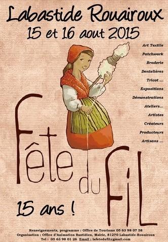 Affiche labastide-rouairoux 2015