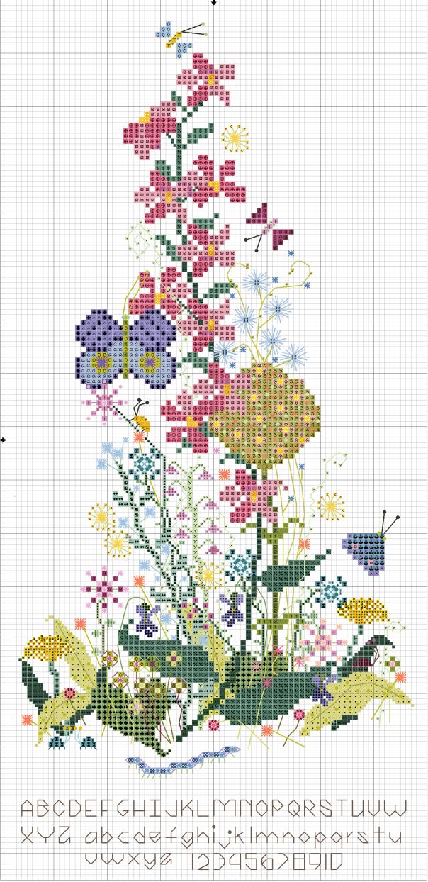 Flower-sampler
