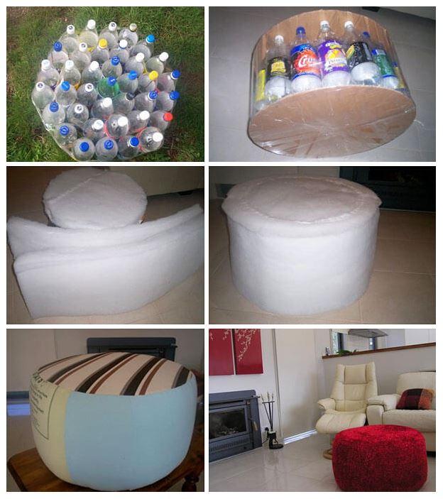 Recycler les bouteilles plastique