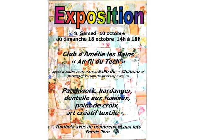 Affiche Amélie les Bains 66