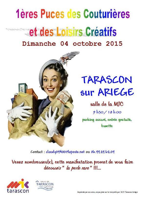 Affiche Tarascon sur Ariège