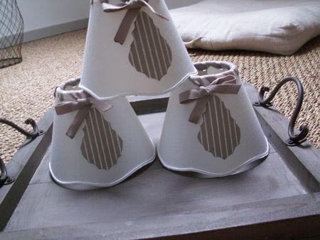 Chapeaux lampe