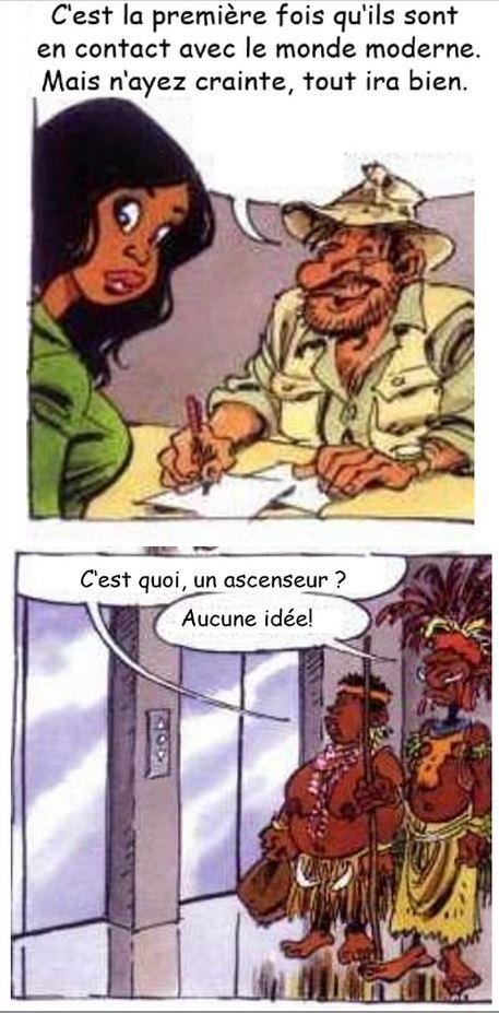 Humour mélanésiens 2