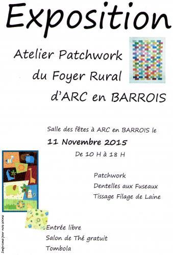 Affiche Arc en Barois