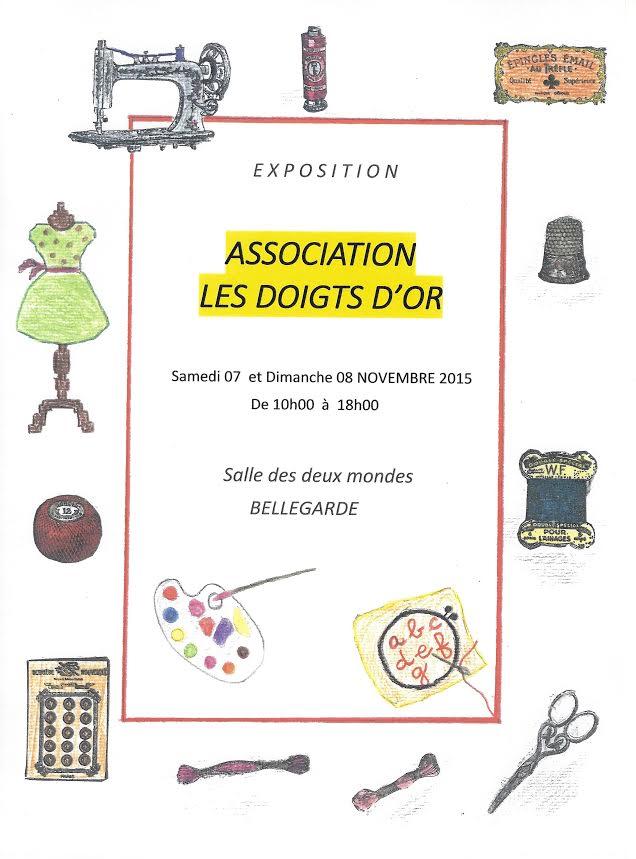 Affiche Bellegarde Gar