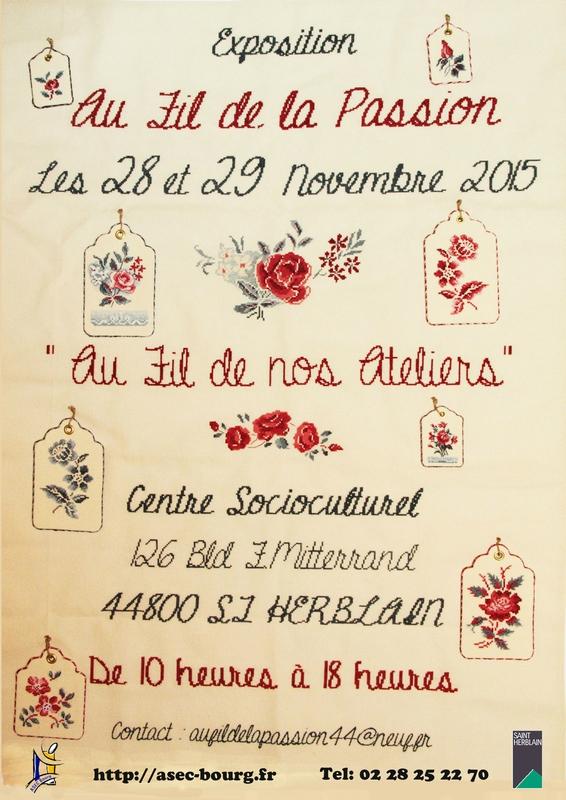 Affiche Saint Herblain