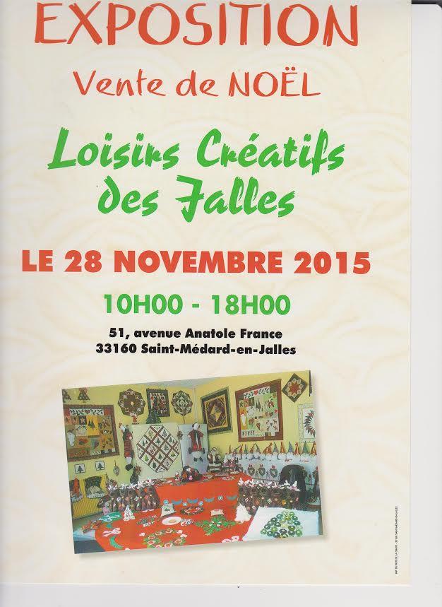 Affiche St Médard en Jalles 33