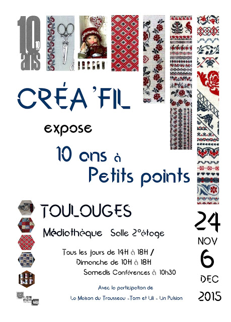 Affiche Toulouge 10 ans