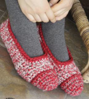Chaussons-au-crochet