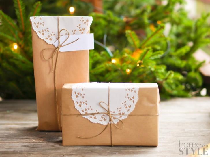 Paquets Noël