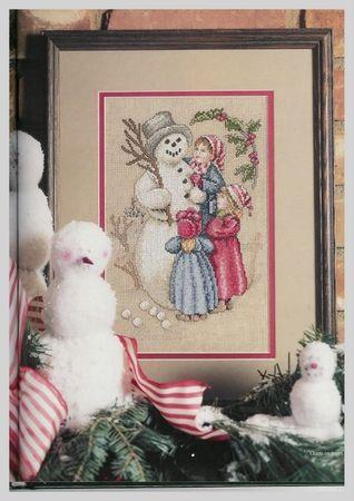 Grille enfants Noël