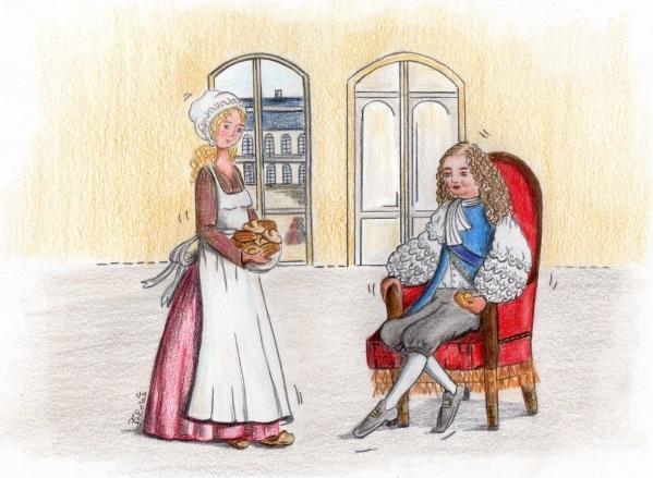 Madeleine 17 ème siècle gif