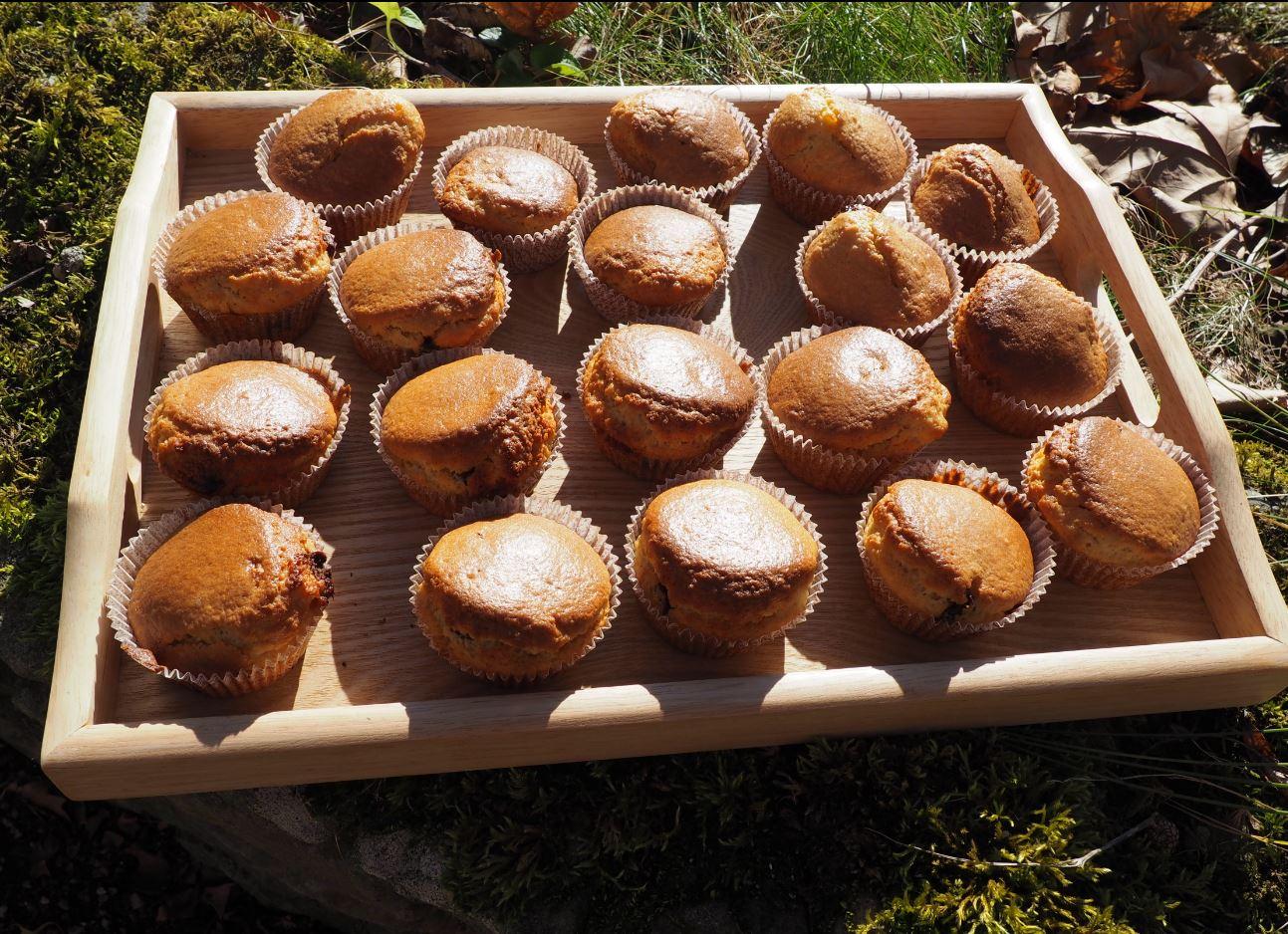 Muffins De Chez Marmiton La Passion Au Bout Des Doigts Le Nouveau