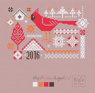 Oiseau 2016