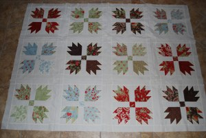 Patch feuilles