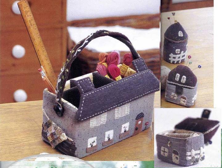 Petites maisons grises