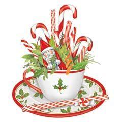 Tasse Noël gif