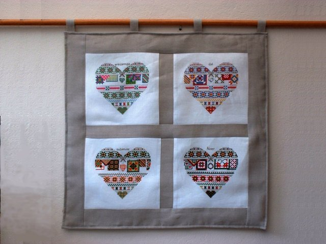 patchwork_broderie_4_saisons coeurs
