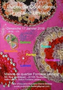 Affiche Fontaine Lestang 31