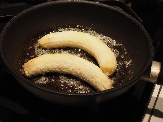 Bananes flambées 2