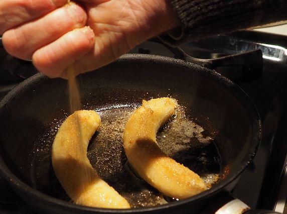 Bananes flambées 3