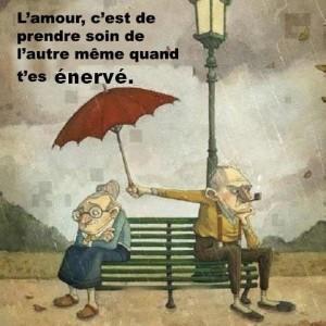 Humour l'amour c'est ...