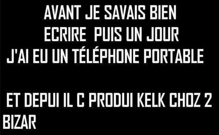 Humour téléphone 2