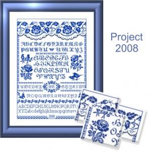 Sampler bleu