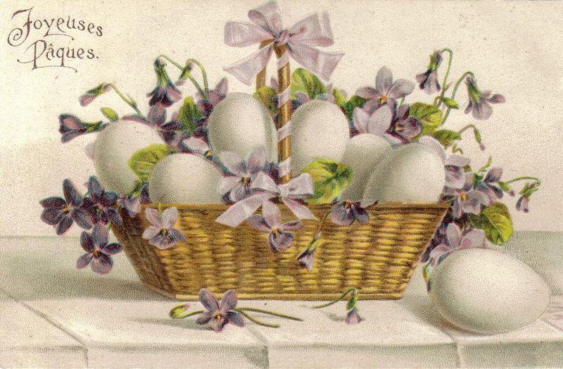 Joyeuses Pâques gif