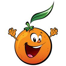 Orange gif