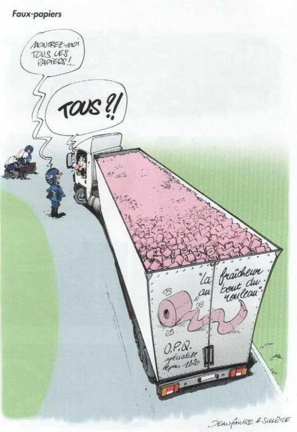 Humour gendarmerie gif