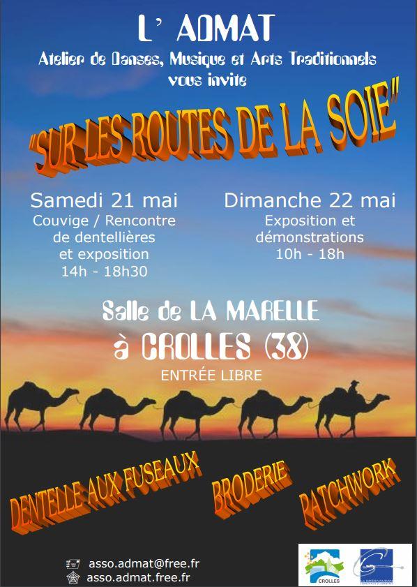 Affiche Crolles - 38