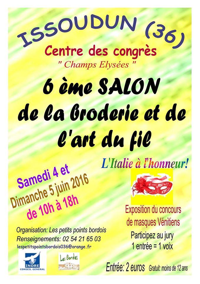 Affiche Issoudun 36