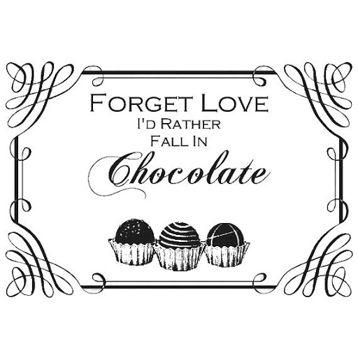 Forget Love Chocolate gif