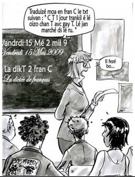 Humour traduction en français
