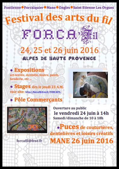 Affiche Forcalquier