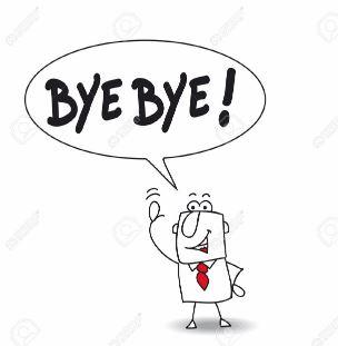 Bye bye gif