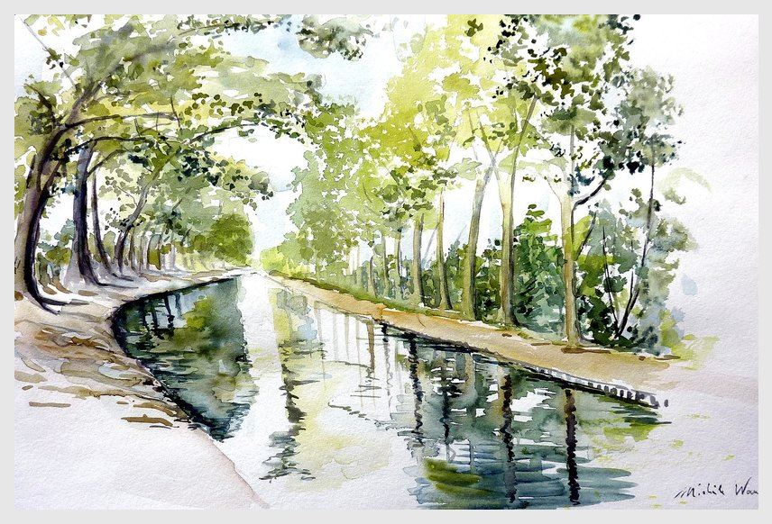 Canal Michel Wauqier