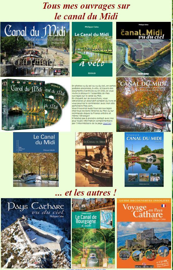 Canal livres Calas