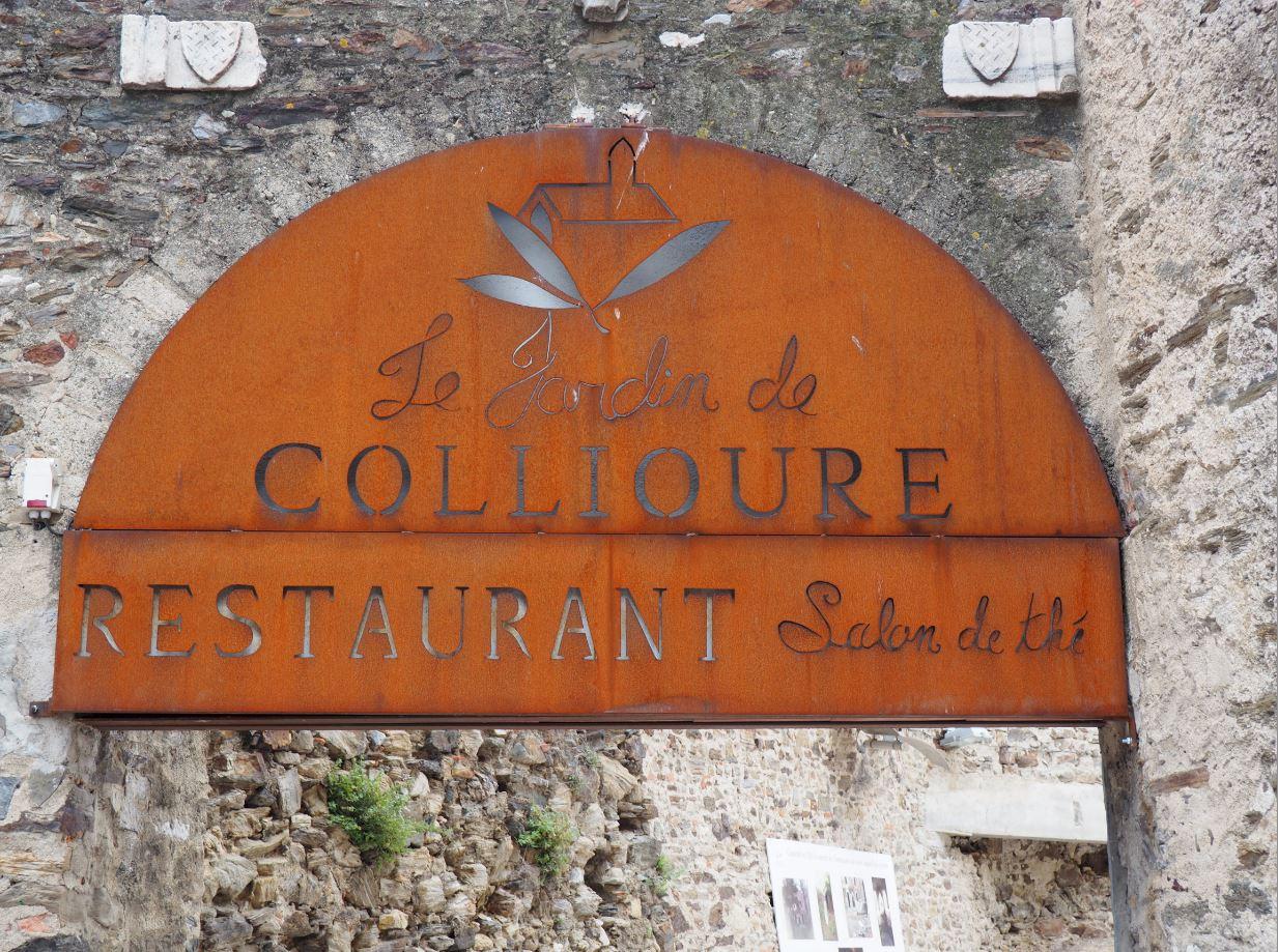 Collioure restaurant 1