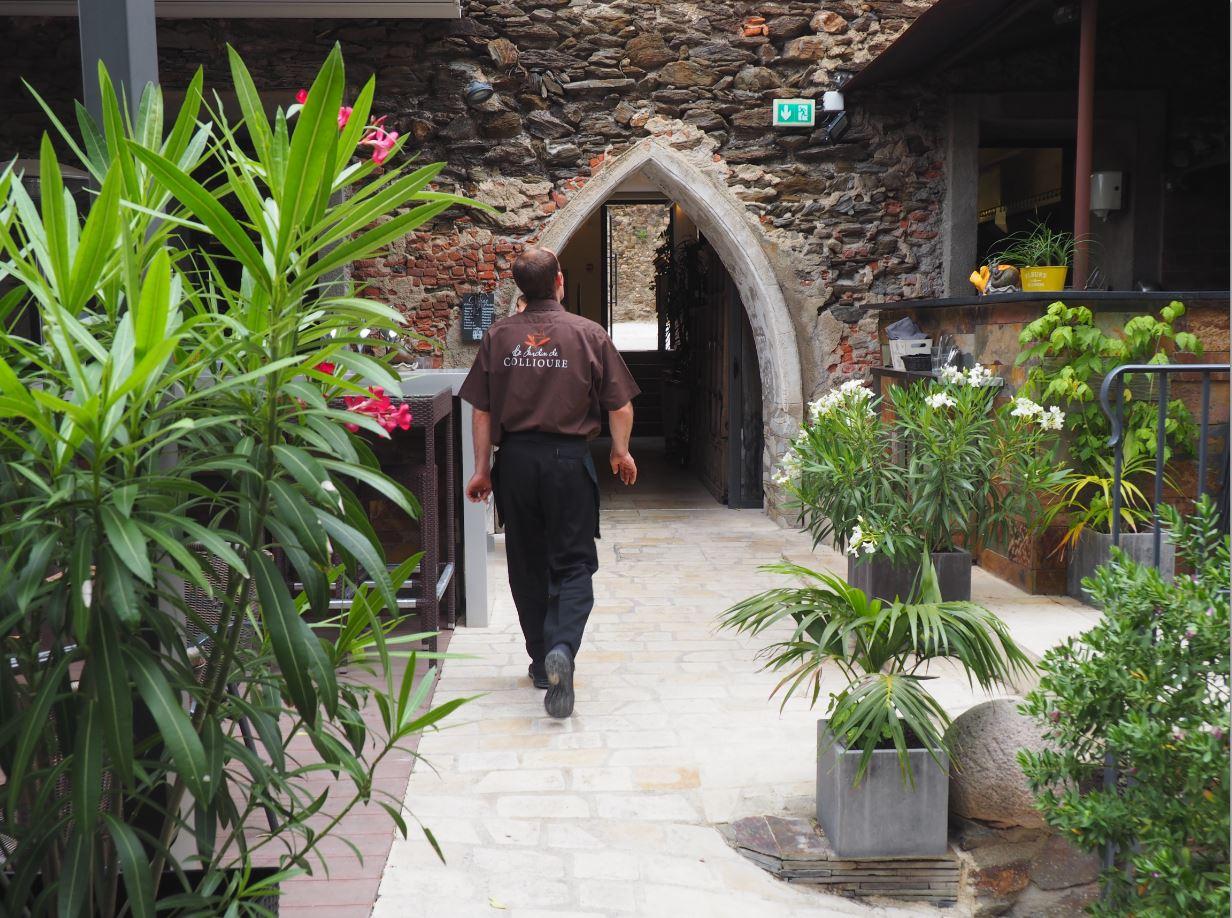 Collioure restaurant 11