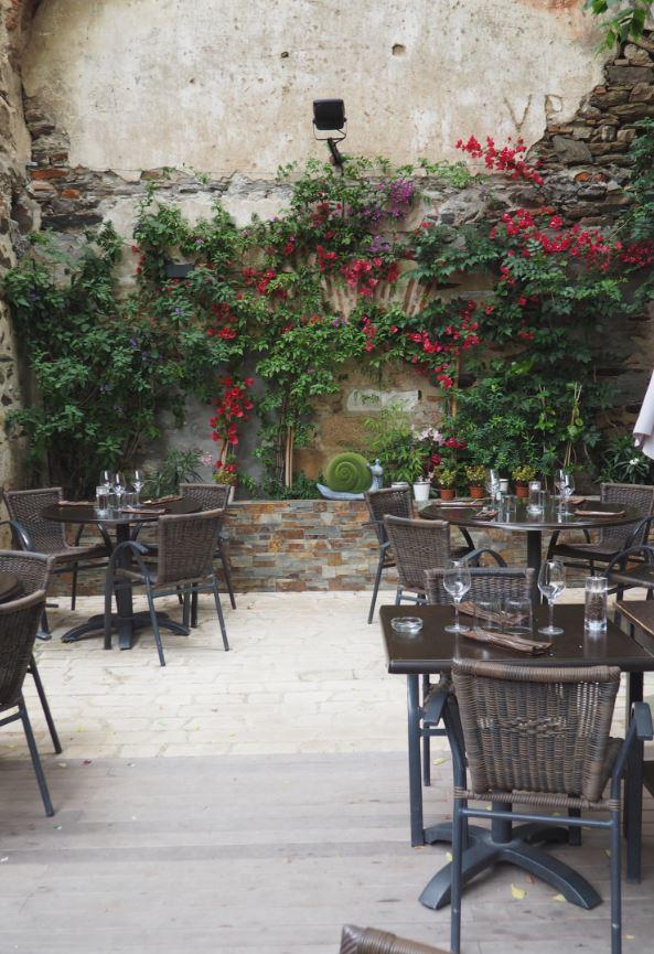 Collioure restaurant 12
