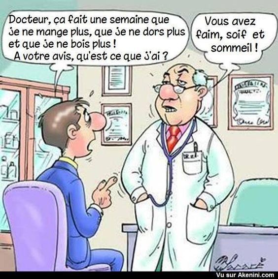 Humour Chez le médecin