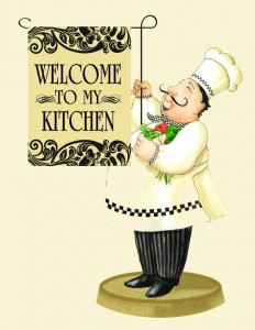Welcome to my kitchen gif