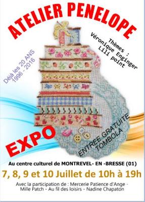 Affiche Montrevel en Bresse 01