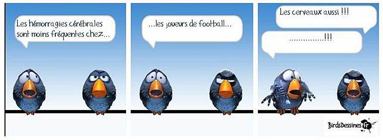 Humour foot Zozios