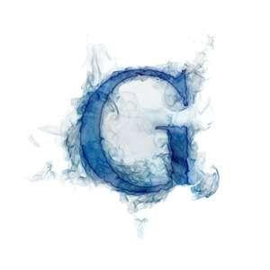 G bleu gif